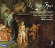 René Jacobs, Concerto Köln: Mozart: Le Nozze Di Figaro - CD