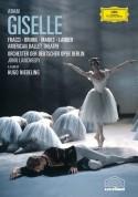 American Ballet Theatre, Bruce Marks, Carla Fracci, Erik Bruhn, John Lanchbery, Orchester der Deutschen Oper Berlin, Toni Lander: Adam: Giselle - DVD