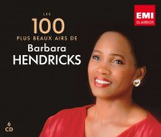 Barbara Hendricks: Best 100 - Barbara Hendricks - CD