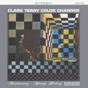 Clark Terry: Color Changes - Plak