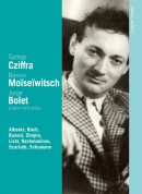 Jorge Bolet, Benno Moiseiwitsch, György Cziffra: Piano Virtuosos - Cziffra / Moïseïwitsch / Bolet - DVD