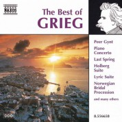 Grieg : The Best Of Grieg - CD