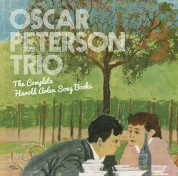 Oscar Peterson: Trio - The Complete Harold Arlen Song Books (2LPs on 1CD +1 Bonus Track) - CD
