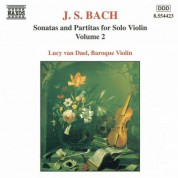 Bach, J.S.: Sonatas and Partitas for Solo Violin, Bwv 1004-1006 - CD