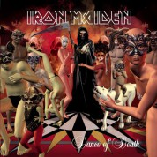 Iron Maiden: Dance Of Death - Plak