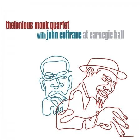 Thelonious Monk, John Coltrane: At Carnegie Hall (With John Coltrane) - Plak