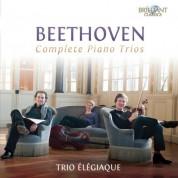 Trio Élégiaque: Beethoven: Complete Piano Trios - CD