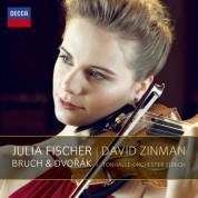 Julia Fischer, David Zinman, Tonhalle-Orchester Zürich: Bruch/Dvořák: Violin Concertos - CD