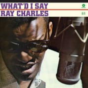 Ray Charles: What'd I Say - Plak