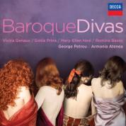Çeşitli Sanatçılar: Baroque Divas - CD