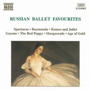 Russian Ballet Favourites - CD