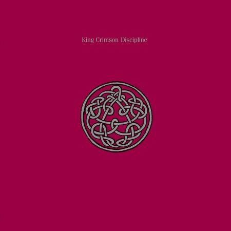 King Crimson: Discipline - Plak