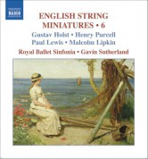 English String Miniatures, Vol. 6 - CD