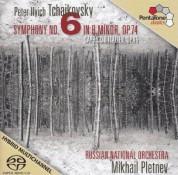 Mikhail Pletnev, Russian National Orchestra: Tchaikovsky: Symphony No.6 in B min Op.74 - SACD