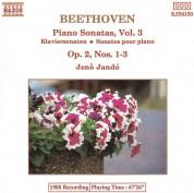 Jenö Jandó: Beethoven: Piano Sonatas Vol. 3 - CD