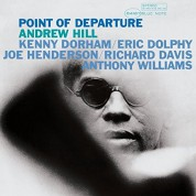 Andrew Hill: Point of Departure - CD