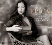 Liliana Barrios: Epica - CD