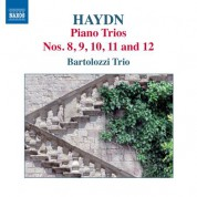 Matthew Truscott: Haydn: Piano Trios, Vol. 4 - CD