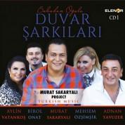 Murat Sakaryalı: Duvar Şarkıları - CD