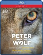 Prokofiev: Peter and the Wolf - BluRay