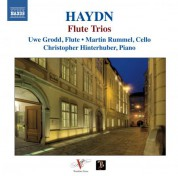 Uwe Grodd: Haydn: Flute Trios, Hob.XV:15-17 - CD