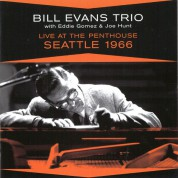 Bill Evans: Live at the Penthouse - Seatle 1966 - CD