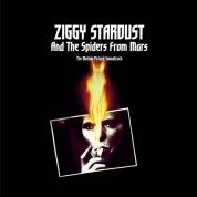 David Bowie: Ziggy Stardust And The Spiders From Mars (Soundtrack) - Plak