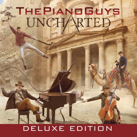 The Piano Guys: Uncharted (Deluxe Edition) - CD