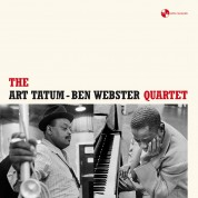 Art Tatum, Ben Webster: The Art Tatum - Ben Webster Quartet - Plak