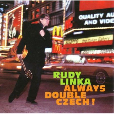 Rudy Linka: Always Double Czech! - CD