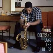 John Coltrane: Coltrane Plays The Blues - Plak