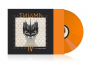 Enigma: The Screen Behind The Mirror (Limited Edition - Orange Vinyl) - Plak