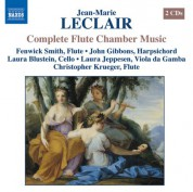 Fenwick Smith: Leclair: Chamber Music With Flute (Complete) - CD