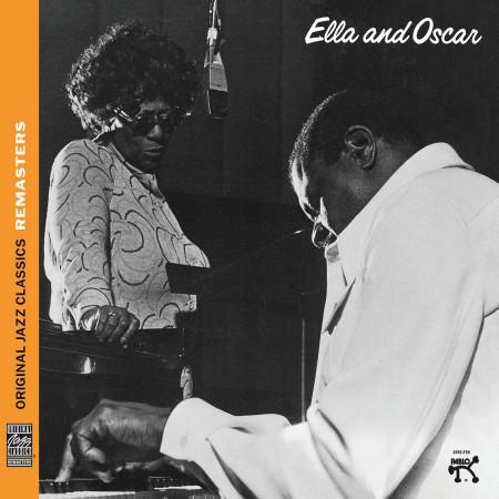 Ella Fitzgerald: Ella And Oscar [Remastered] Original recording remastered - CD