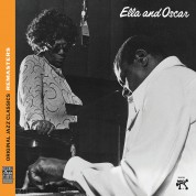 Ella Fitzgerald: Ella And Oscar [Remastered] Original recording remastered - CD