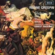 Orchestre de la Suisse Romande, Ernest Ansermet: Ravel: Shéhérazade / Berlioz: Les nuits d'été - Plak