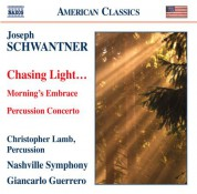 Giancarlo Guerrero: Schwantner: Percussion Concerto - Morning's Embrace - Chasing Light… - CD