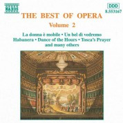 Best Of Opera, Vol. 2 - CD