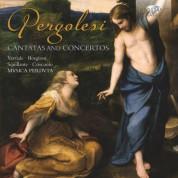 MUSICA PERDUTA: Pergolesi: Cantatas and Concertos - CD