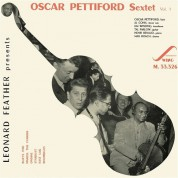 Oscar Pettiford Sextet - CD