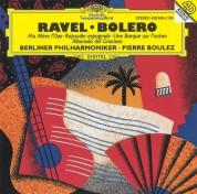 Berliner Philharmoniker, Pierre Boulez: Ravel: Bolero, Ma Mère L'oye - CD