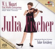 Julia Fischer: Mozart: The Violin Concertos - SACD