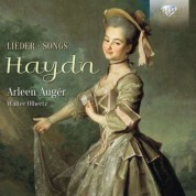 Arleen Auger, Walter Olbertz: Haydn: Songs - CD