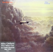 Mike Oldfield: Five Miles Out - Plak