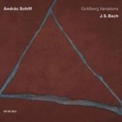 András Schiff: Johann Sebastian Bach: Goldberg Variationen - CD