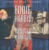 Eddie Harris: The Battle Of The Tenors (in Memory Of Eddie Harris) - CD
