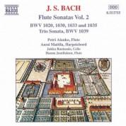 Bach, J.S.: Flute Sonatas, Vol. 2 - CD