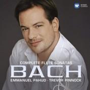 Emmanuel Pahud, Trevor Pinnock: Bach: Complete Flute Sonatas - CD