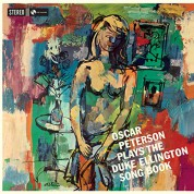 Oscar Peterson: Plays The Duke Ellington Songbook - Plak