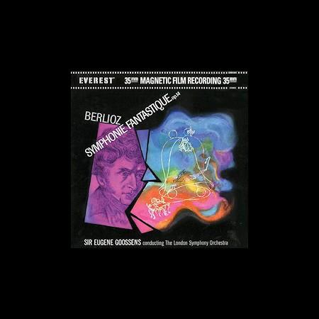 Eugene Goossens, London Symphony Orchestra: Berlioz: Symphonie Fantastique - Plak